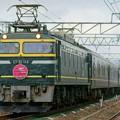トワイライトエクスプレス【EF81 114牽引】