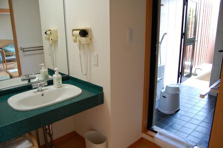 洗面所&洗い場