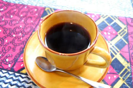 コーヒー450円