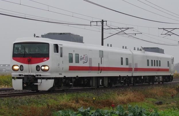 キヤE193系East-iD(キヤE192 1欠車) 飯山線検測送り込み回送