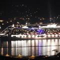 写真: マジェステック・プリンセス出港前
