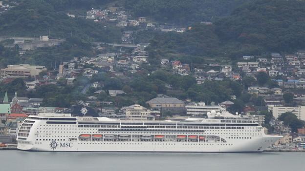 MSCリリカ入港 2