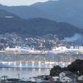 写真: クァンタム・オブ・ザ・シーズ入港