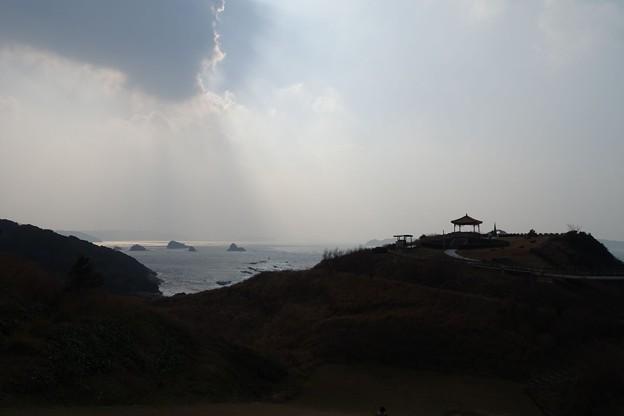 モンゴル村からの景色