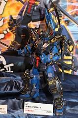 第49回静岡ホビーショー(2010) レポートその11 MG 武者ガンダムMK-2 08