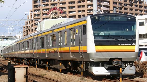 Photos: 南武線E233