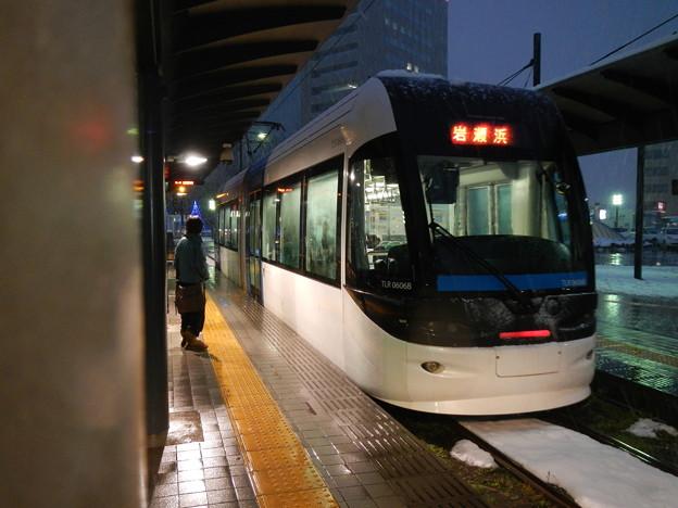 TLR (Toyama Light Rail) 0606B