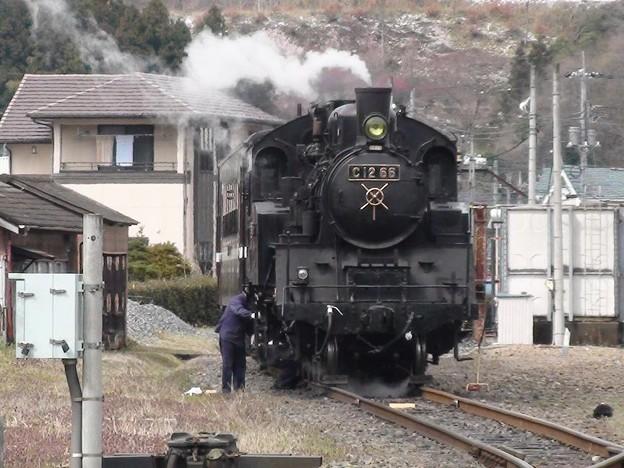 C12 66, Mooka Railway. 真岡鉄道