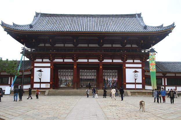 写真: 東大寺 171129 03