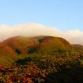 写真: 茶臼岳の紅葉