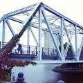 高島貨物線港2号橋梁