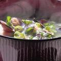 写真: 肝臓に優しいオルニチンがたっぷり~シジミの味噌汁~
