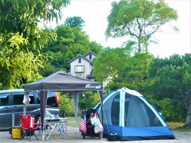 キャンプは楽し@B&G海洋ユースセンター(2)