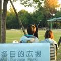 Photos: 高原の秋@夕暮れファミリー