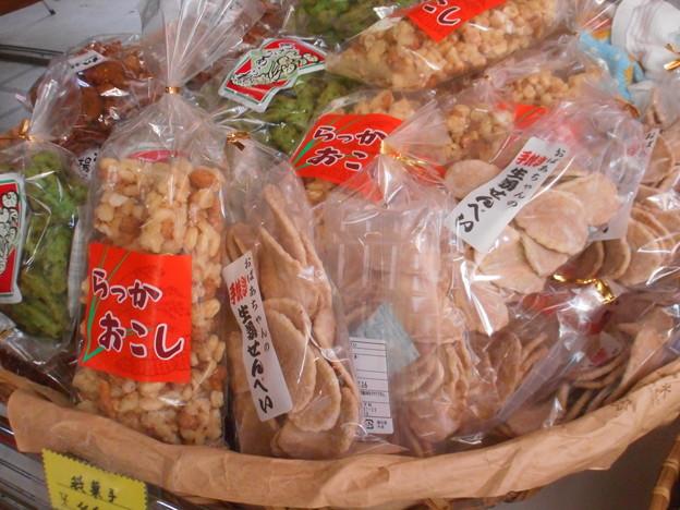 茶店の土産物@大本山・佛通寺