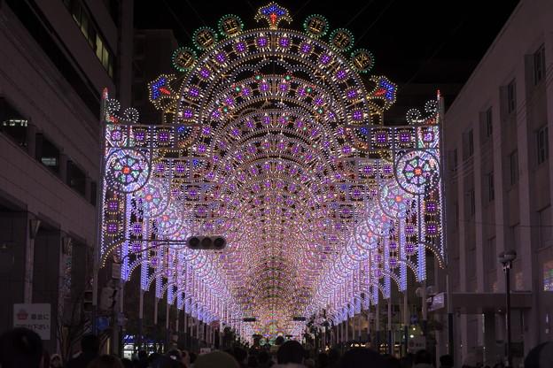 神戸ルミナリエ2017