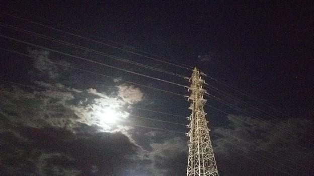 Photos: 二日目のお月さん
