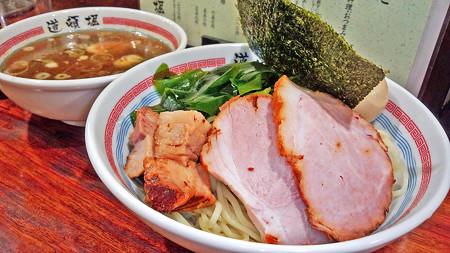 道頓堀 ( 成増 = ラーメン ) 特製つけ麺