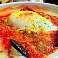 ガスト ( 成増店 )  彩り野菜のとろーり温玉ドリア