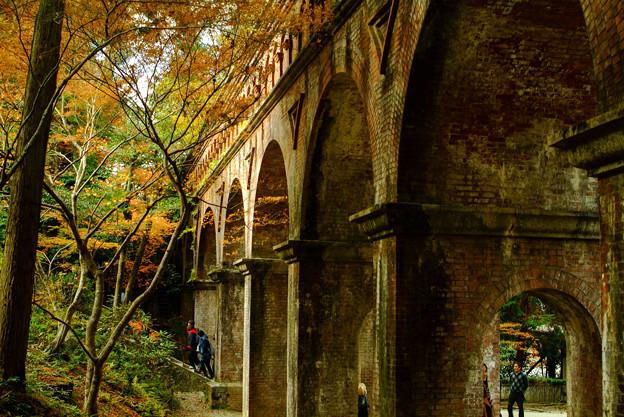 南禅寺の水路閣1