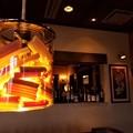 写真: パスタのランプ