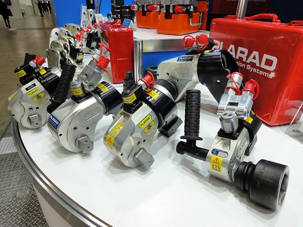 PLARAD 油圧トルクレンチ 最大トルク4500Nm