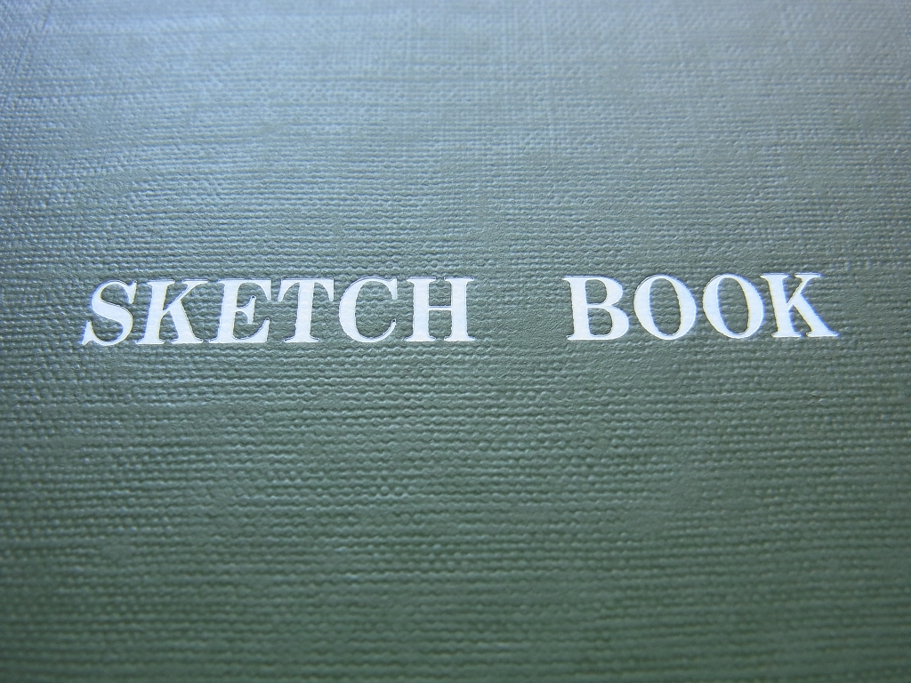 THINK OF THINGS オリジナル 測量野帳の表紙