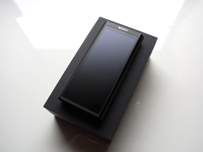 SONY NW-ZX300 Black