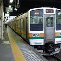 Photos: 両毛線211系@高崎駅