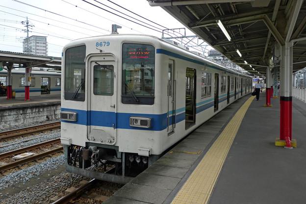 東武小泉線西小泉行き