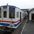 写真: 関東鉄道@下館駅