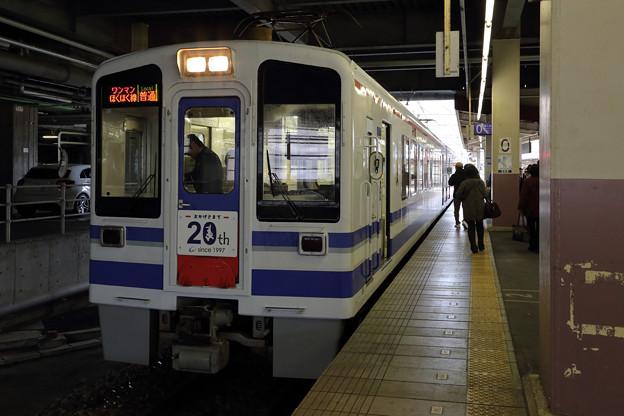 北越急行ほくほく線@越後湯沢駅