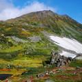 トムラウシ山です