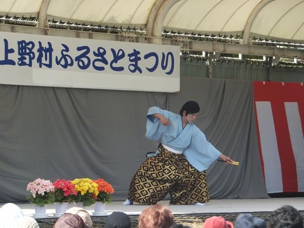 上野村 村祭り