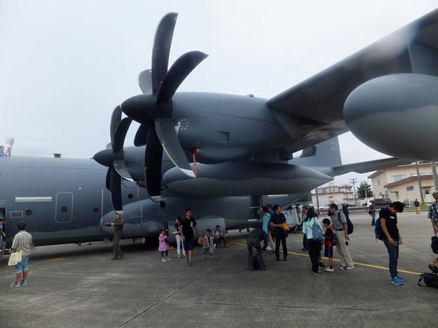 C-130J輸送機