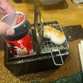 Photos: ワンカップと燗銅壺BGM