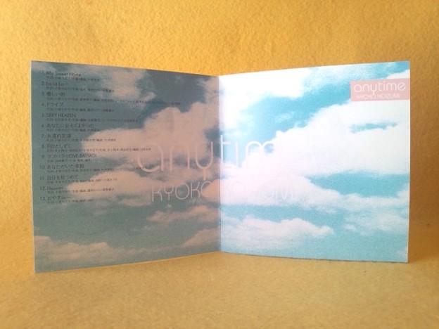 小泉今日子 ANYTIME CD あなたがいた季節
