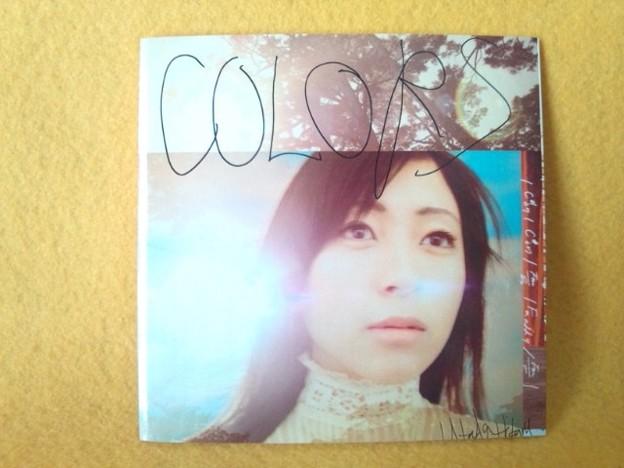 カラーズ 宇多田ヒカル CD
