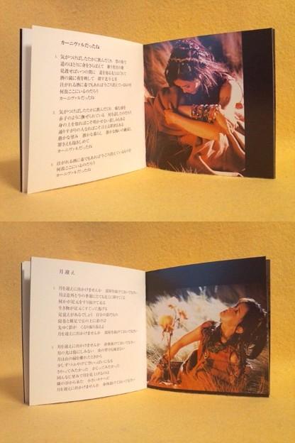 心守歌 中島みゆき CD LOVERS ONLY 夜行 六花