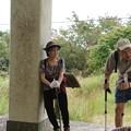 Photos: 今日の山頂休憩舎