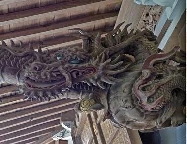 遠州の名工 「鈴木八郎」作 降り竜