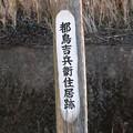 Photos: 都鳥吉兵衛住居跡