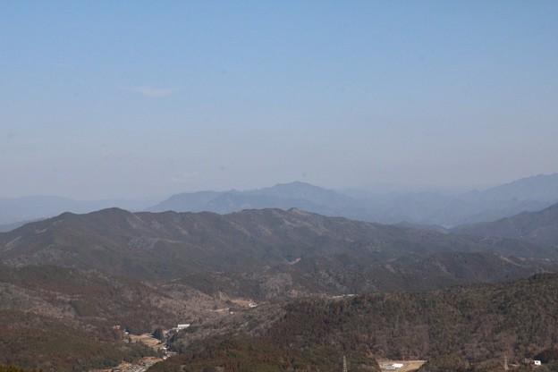 富幕山パノラマから