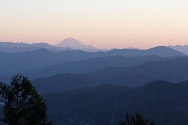 富幕山へ今年☆トミー 136回登頂