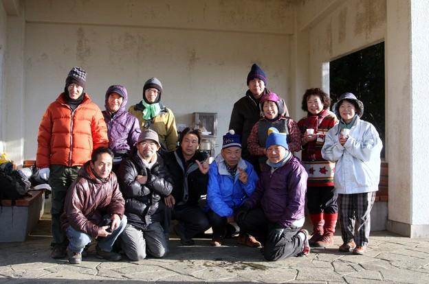 富幕山へ今年☆トミー1回登頂