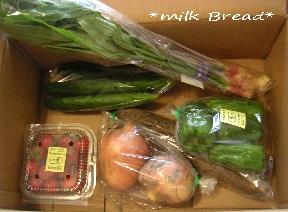 注文ミス野菜