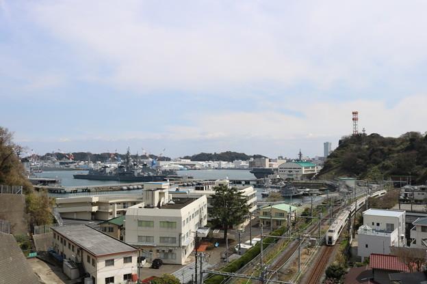 海自横須賀基地