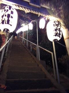 岡本神明神社(12月31日)