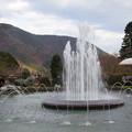 噴水_箱根 C07682