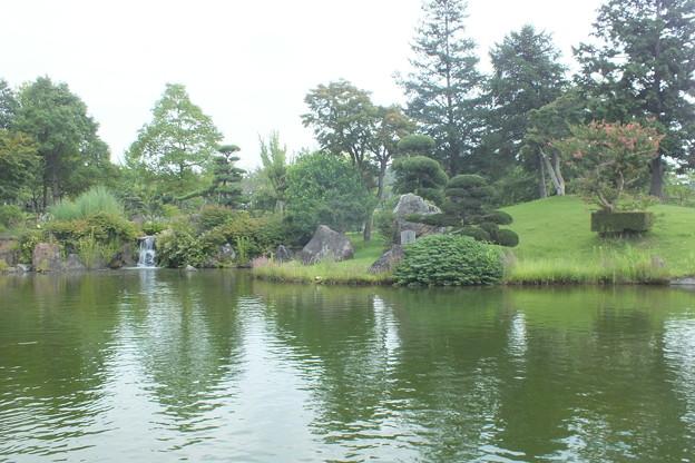 日本庭園 F0359